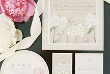 Inviting ~ Beautiful Wedding Stationery & Paper Goods / A collection of designs to inspire your wedding stationery suite and other wedding day paper goods.