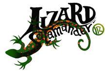 Lizardsalamander