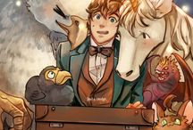 Fantastics beasts and where to find them