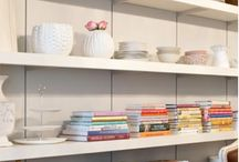 Storage and Shelving Ideas / by Sharon Rother