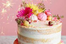 birthday cakes / cakes