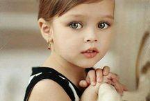 Nice kid hair