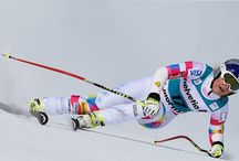 Lindsey Vonn charges to super-G win in St.Moritz / St. Moritz, Switzerland – After the disappointment in Saturday's downhill race, USA's Lindsey Vonn bounced back to get the super-G win on Sunday. Vonn went down the Engiadina course in 1:23.55 to edge Austria's Anna Fenninger by 0.24 seconds.