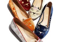 Cat shoes.