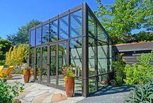 Greenhouse moodboard