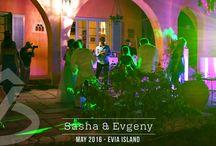 Israeli Destination Wedding in Evia | Sasha & Evgeny | May 2016 / #Happy #Moments from the #Wedding of Sasha and Evgeny in Evia Island on May 2016