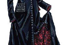 Goth ruhák