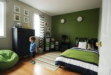boys room ideas / by Rachal Hamilton