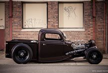 Chopped~ Hot Rod~ And more