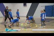trénink pro děti