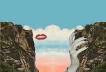 Collages fantásticos