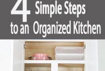 Organize - organize - organize