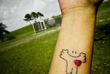 ink / Tattoos / by Imelda Bettinger
