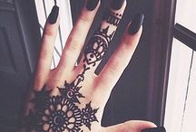 Henna Inspiration / Best accesories ever