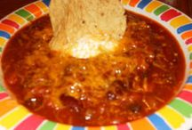 Soups, Stews & Chilis / by Patti White