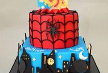 Birthday kids cakes