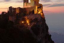 San Marino - the smallest republic....