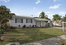 1701 SW 46th Ave, Fort Lauderdale, FL / Single family home perfect for making memories. Large 3-bed, 2-bath, dining room, living room, eat-in-kitchen, media room, laundry utility room, covered patio, carport. Close to it all! Shopping, movies, restaurants & more.