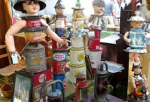 Flea Markets,  Antique Shows & Shops I Love / by Crafty Secrets