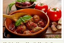 GREAT MEATBALLS AND MORE