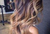 Hairstyles & colour