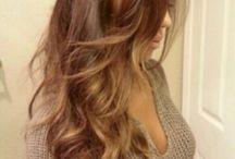 Hair - Half Up