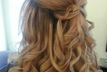Hair Braids/Updo's Big and Small