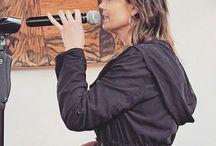 Alexandra-Katharina on Stage / live on Stage