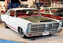 Fairlane's torinos and other cars