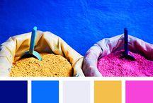 цветовая палитра /  Подбор цвета