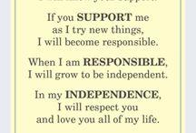 message to parents