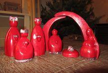 kerststallen verzameling