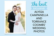 Alyssa Campanella & Torrance Coombs Wedding / Sunstone Winery Wedding
