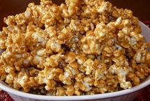 Recipes: Candy, Popcorn, Snacks  / by Shelley Ramsey