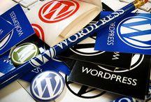 Wordpress / by Jayson