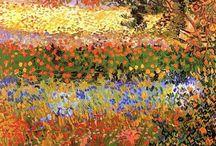 Artist: Vincent Van Gogh