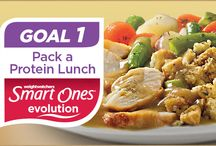 Evolution Goal: Protein Lunch / Getting enough protein is a key part of smarter eating. Let's do it together.