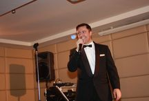 Rat Pack Wedding Entertainment Tribute Act / Start your evening with a swing and do things your way with Andy Wilsher's fabulous Rat Pack tribute show, celebrating the timeless music of Dean, Sammy and Ol' Blue Eyes.  The Rat Pack tribute show contains the greatest hits of The Rat Pack and Frank Sinatra including 'Come Fly with Me,' 'That's Life' and 'New York, New York,' and can be performed over various set lengths making Andy Wilsher Sings… flexible for any event.  http://andywilshersings.co.uk/rat-pack-tribute-show/
