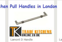 Classic Kitchen Handles in London / Today, Classic Kitchen Handles in London has become an extension of a homeowner's personal tastes and even desire for expression.