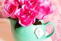 Flores, Jardins, Amor...