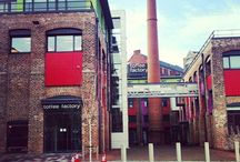 Toffee Factory / Pics and goings on from our home in Newcastle's iconic Toffee Factory.