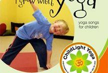 Mindfulness Meditation and Yoga for Children
