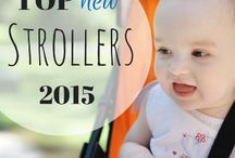 Stroller Life / Tips, tricks and ideas to make it easier getting around with your little one in a stroller