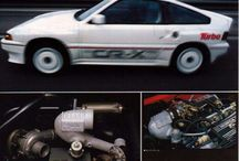 Retro japan cars