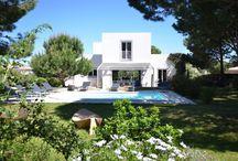 luxury holiday villa in Calvi Corsica