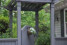 Ворота в сад
