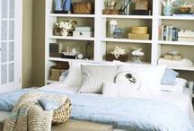 Bedroom ideas / by Devon Wiest