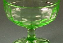 Depression Glass / by Caroline Quirk Cestero