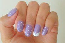 Naglar/Nails / Vackra naglar ger vackra händer./Beautiful nails for beautiful hands. / by Mahill
