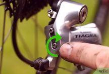 sykkelreparasjon